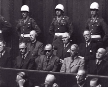 Post-WW2 War Crimes Trials