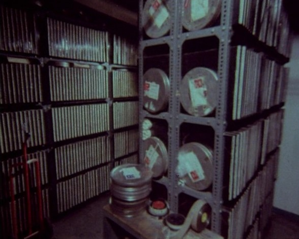 The Archive under EMI ownership