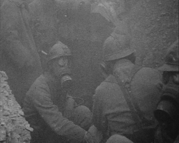 Footage from the Western Front